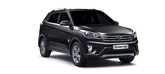 Черный Hyundai Creta Travel, 2019 год, VIN 08757 – цена, описание и характеристики — фото № 1