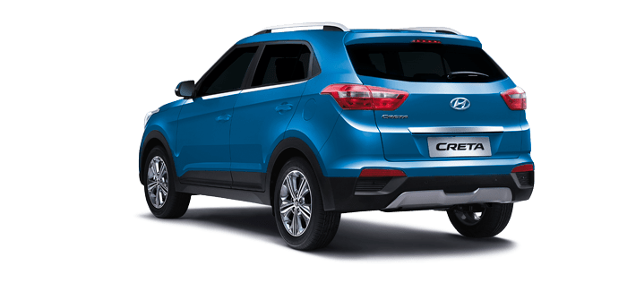 Синий Hyundai Creta Travel, 2019 год, VIN 08931 – цена, описание и характеристики — фото № 4