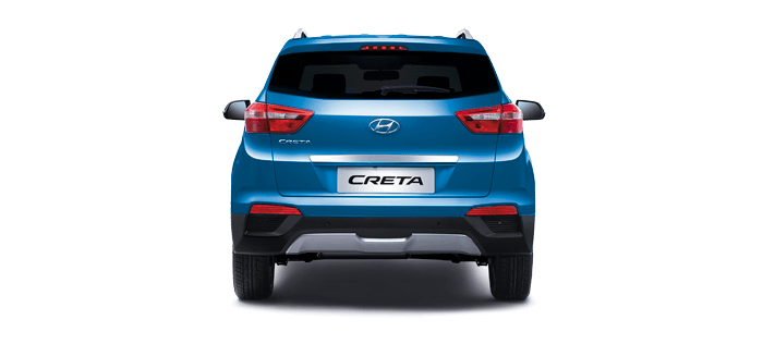 Синий Hyundai Creta Travel, 2019 год, VIN 08931 – цена, описание и характеристики — фото № 3