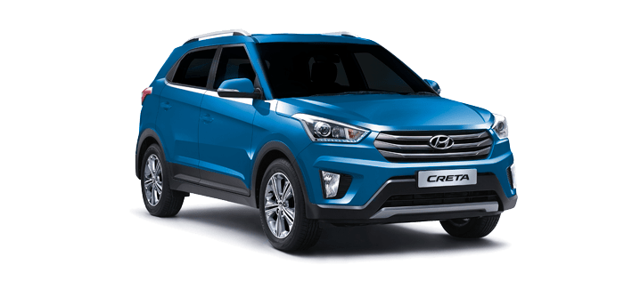 Синий Hyundai Creta Travel, 2019 год, VIN 08931 – цена, описание и характеристики — фото № 1