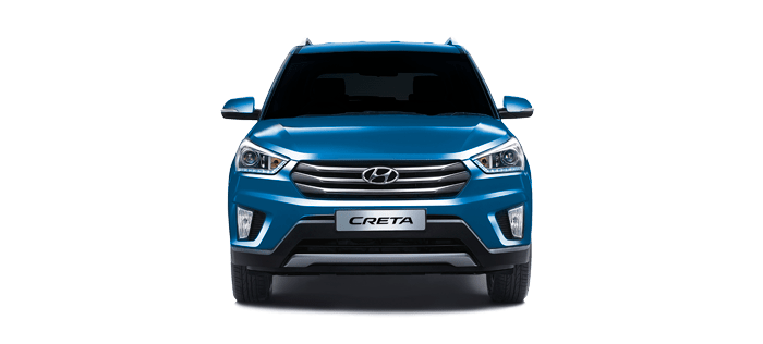 Синий Hyundai Creta Travel, 2019 год, VIN 08931 – цена, описание и характеристики — фото № 2