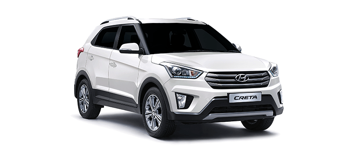 Белый Hyundai Creta Travel, 2019 год, VIN 19887 – цена, описание и характеристики — фото № 1