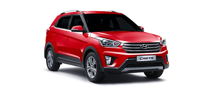 Красный Hyundai Creta Travel, 2019 год, VIN 25103 – цена, описание и характеристики — фото № 1