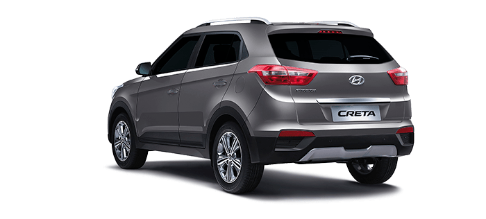 Серый Hyundai Creta Travel, 2019 год, VIN 39041 – цена, описание и характеристики — фото № 4