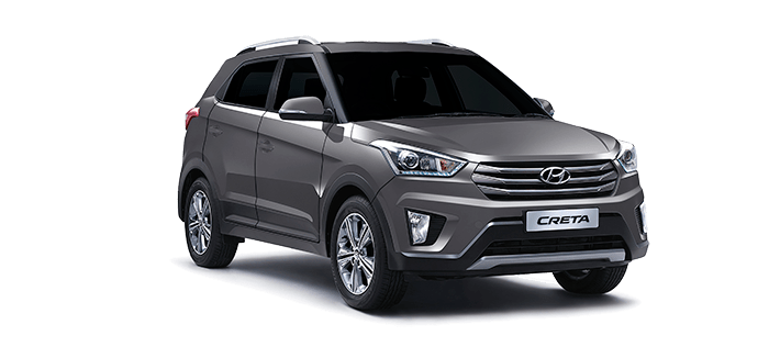 Серый Hyundai Creta Travel, 2019 год, VIN 39041 – цена, описание и характеристики — фото № 1