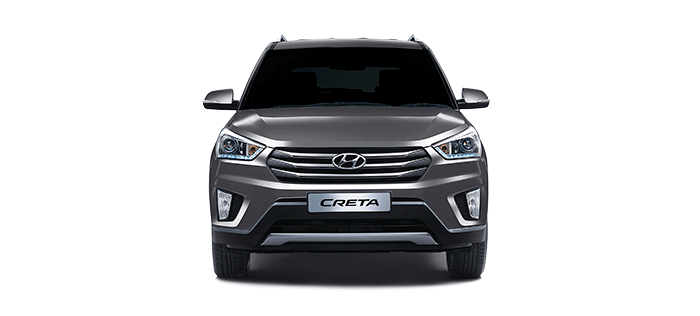 Серый Hyundai Creta Travel, 2019 год, VIN 39041 – цена, описание и характеристики — фото № 2