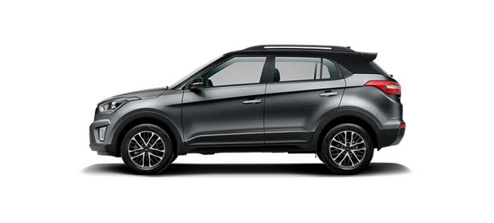 Серый Hyundai New Creta Active, 2020 год, VIN 03419 – цена, описание и характеристики — фото № 2