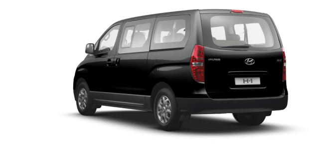Черный Hyundai H-1 Business, 2020 год, VIN 00576 – цена, описание и характеристики — фото № 4
