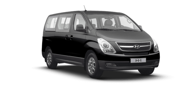 Черный Hyundai H-1 Business, 2020 год, VIN 00576 – цена, описание и характеристики — фото № 1