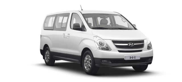 Белый Hyundai H-1 Business, 2020 год, VIN 00606 – цена, описание и характеристики — фото № 1