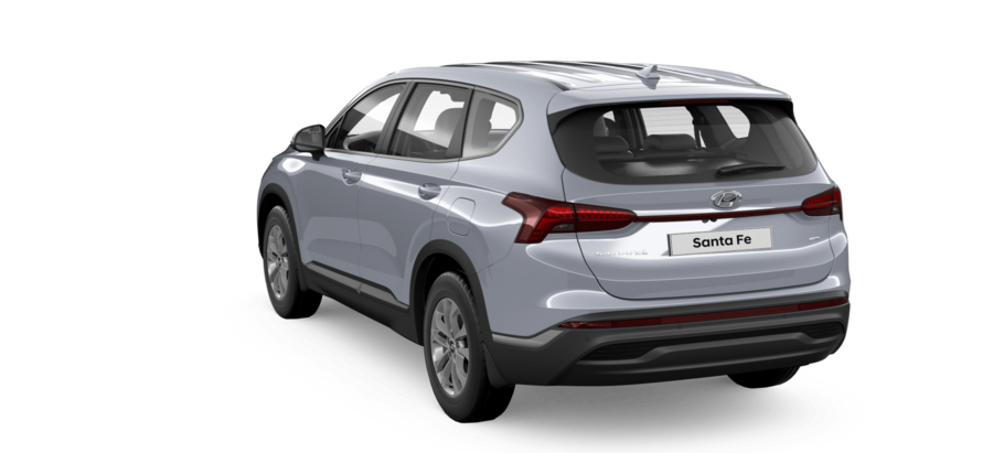 Серебристый Hyundai New Santa Fe High-Tech, 2019 год, VIN 06924 – цена, описание и характеристики — фото № 4