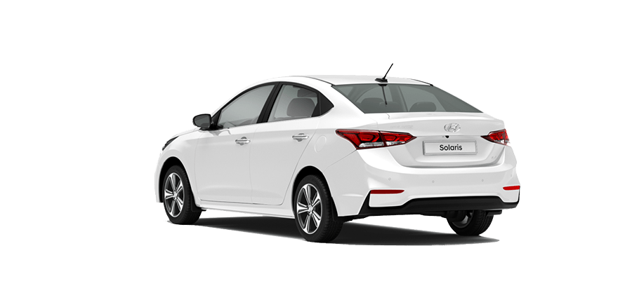 Белый Hyundai Solaris Active Plus, 2019 год, VIN 01262 – цена, описание и характеристики — фото № 4