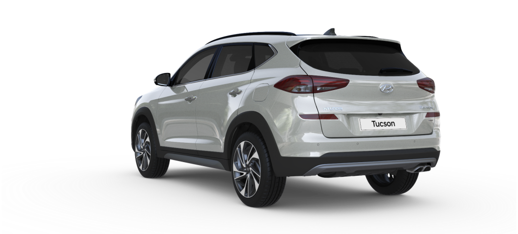 Серебристый Hyundai New Tucson Dynamic, 2020 год, VIN 23689 – цена, описание и характеристики — фото № 4