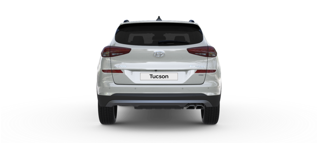 Серебристый Hyundai New Tucson Dynamic, 2020 год, VIN 23689 – цена, описание и характеристики — фото № 3