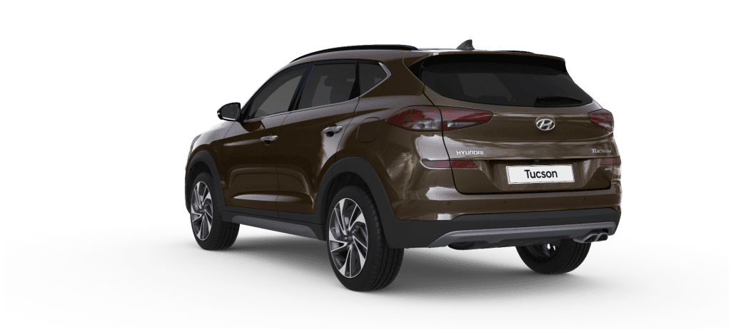 Коричневый Hyundai New Tucson Dynamic, 2019 год, VIN 00674 – цена, описание и характеристики — фото № 4